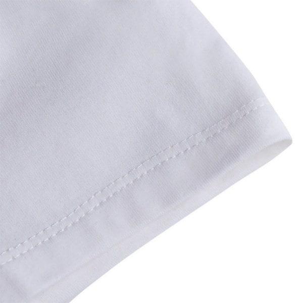 危険な女性のTシャツ新しい女性のTシャツプリントコットンレディーホワイトブラックトップのティー