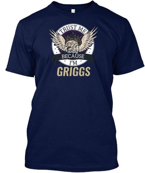 Trust Me、Im Griggs HanesタグレスティーTシャツ