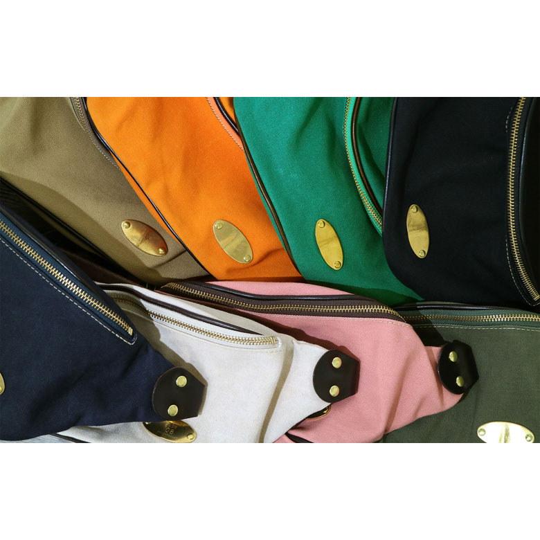 スロウ ボディバッグ SLOW COLORS カラーズ Fanny Pack ウエストバッグ メンズ レディース 帆布 300S49E
