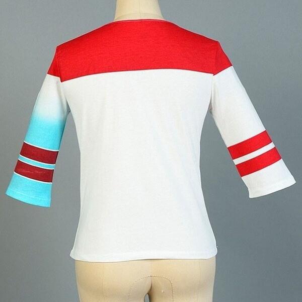 ハーレークインの新しい到着クリエイティブコスプレCustumes Tシャツ