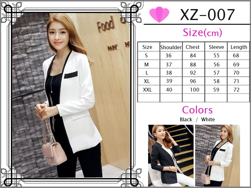 *Many New Styles Arrivals* Ladies Fashion Blazers/Working Jackets/Outerwear/Many colors