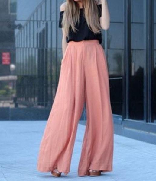 女性のファッションスクープネックノースリーブシフォンピュアカラータンクトップZH5321