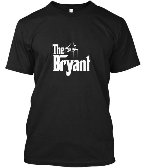 Bryant The Family Tee Hanes Tagless Tee