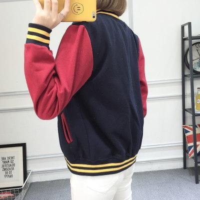a-shimooka 一番やすい 秋 冬 新作 コート ジャケット 長袖 スウェット スタジャン 女性 ガールズ ファクション クール 切れ替え 学院風 刺繍