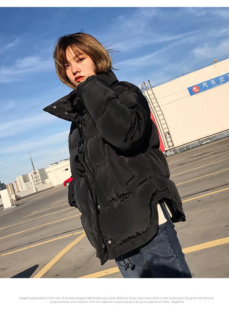 [55555SHOP]秋冬a-shimooka一番やすい ダウンジャケット 女性 ガールズ レディーズ 長袖 厚い モコモコ 裏起毛 防寒 ファー付き ジッパー