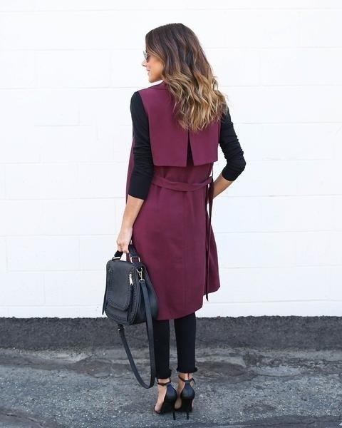 Women Long Vest Jacket Casual Outwear Sleeveless Cardigan Sweater Coats Plus Size