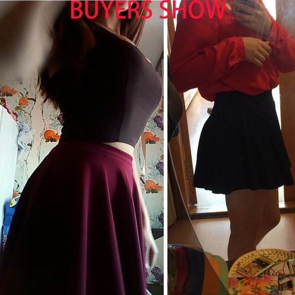 女性のファッションショートスカートセクシーなミニスカート抗空のドレスレディースカジュアルセクシーなスカート