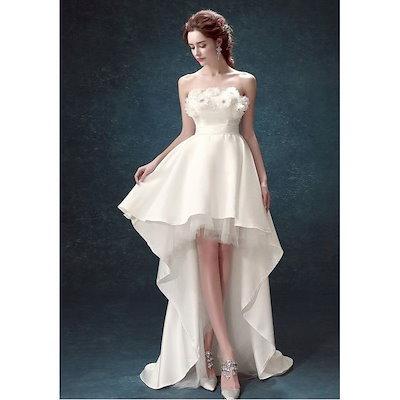 パーティードレス 結婚式 二次会 お呼ばれ ワンピース ノースリーブ お呼ばれドレス ドレス 20代 30代 40代 3XL フィッシュテール