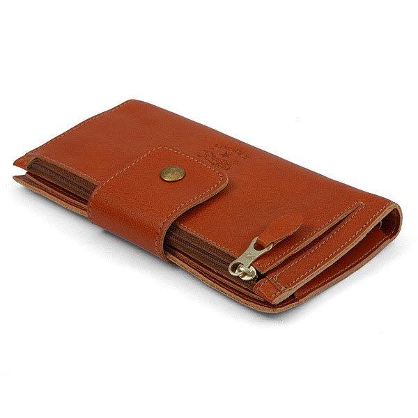 イルビゾンテ IL BISONTE 財布 レディース/メンズ C0688-P 145 長財布 CARAMEL