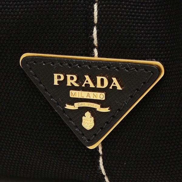PRADA バッグ プラダ 1BG439 ZKI F0002 カナパ CANAPA ショルダーバッグ NERO