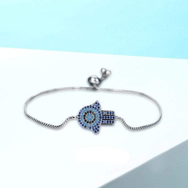 ファッション女性バングルリストバンドブレスレットカラークリスタルダイヤモンドレディーフルダイヤモンドレディースジュエリー