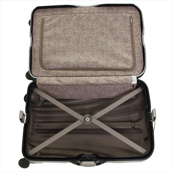 サムソナイト スーツケース SAMSONITE 56763 41 LITE LOCKED SPINNER 69cmフレーム 68L 4~7泊用 キャリーケース NAVY