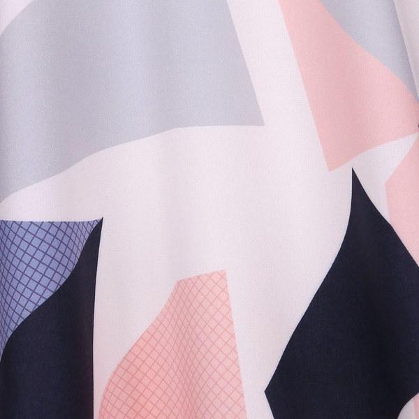新しい女性の女性のカジュアルなルーズシフォン半袖ブラウスのトップTシャツのサイズS  -  XL
