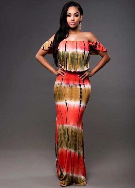 女性レディースサマードレスマキシロングイブニングパーティードレスビーチドレス