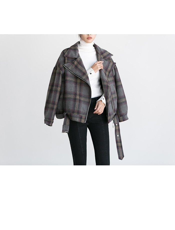 Loose thin thickening plus velveteen coat