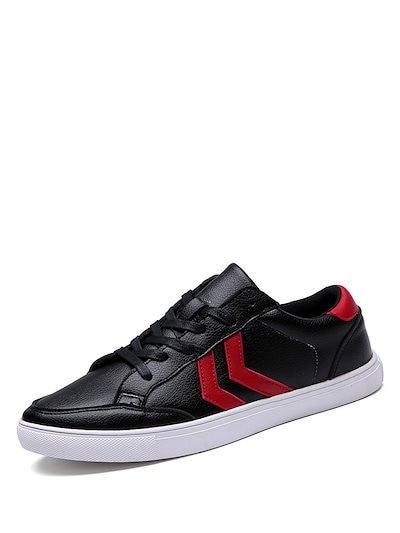 Men s Sneakers Breathable Lace Up All Match Sneakers