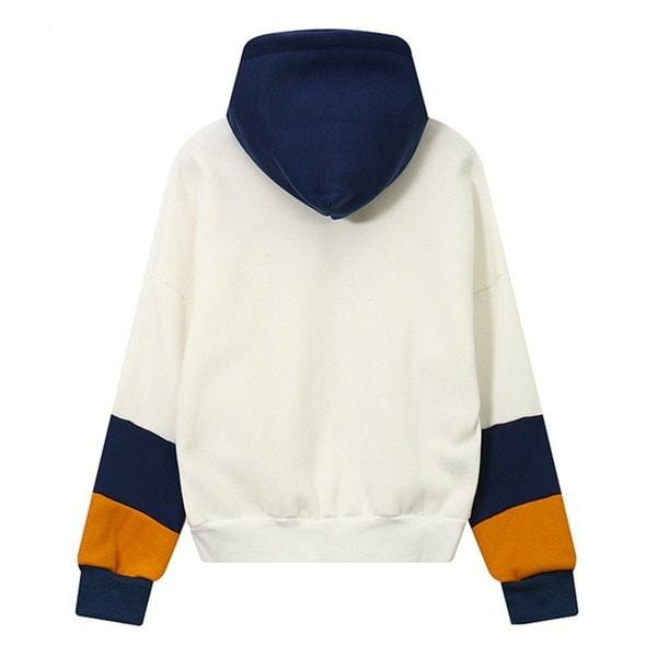 女性のセータールースサボテンの刺繍印刷ベルトフード付きのスエットシャツ