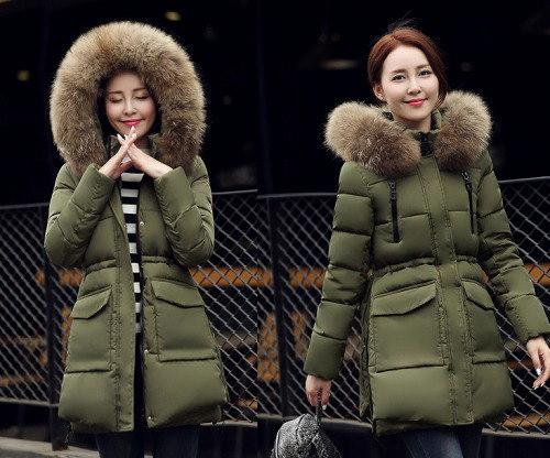 冬HOT!海外輸出向け☆品質自信ありキルティング コート 全4色
