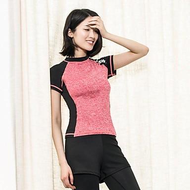 ヨガランニング/ジョギング運動の女性のトラックスーツフィットネス、ランニング&ヨガ服