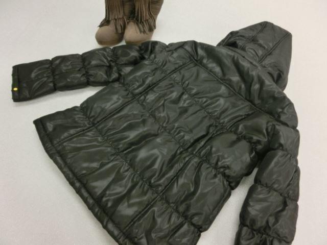 Janiss/ジャニス 長袖 フード付き 中綿入りジャケット M ブラック【中古】