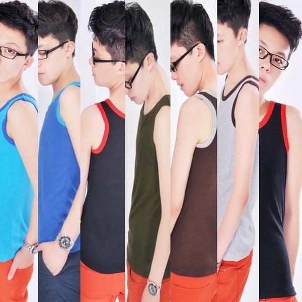 6サイズレズビアントゥモンカジュアルブレスコットンロングチェストバインダートランスベスト(12色)MAQ