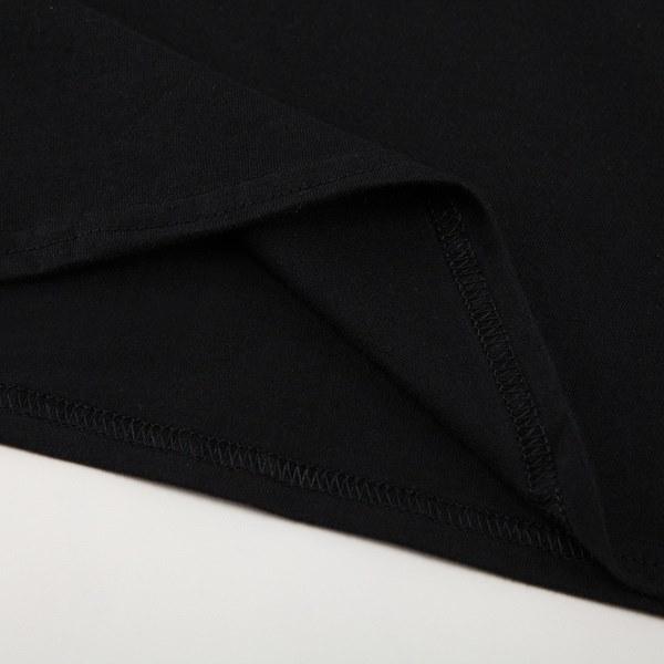 女性のファッションはダークサイドに来る我々はクッキーを持っているシルバーキラキラプリント半袖面白いTシャツ