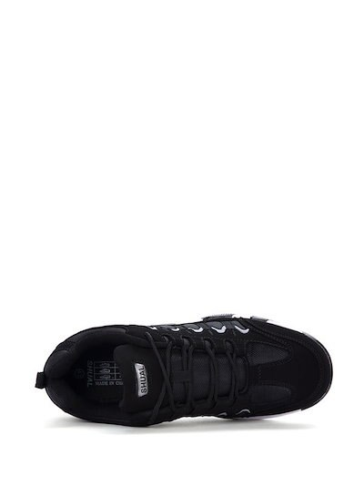 Men s Sports Shoes Lace Up Thick Sole Color Block Casual Fashion Shoes
