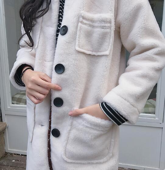 レディース 着痩せ コート ポケット/長め ゆったり 保温性 大きめ /あたたかい ゆる感