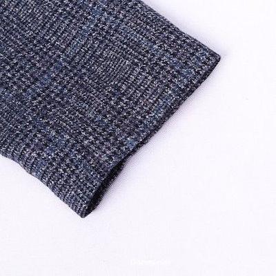 韓国ファッション 韓国 ワンピース 膝丈 ひざ丈 長袖 無地 フレア Aライン 大人可愛い ハイネック ヘンリーネック  (19C13008)