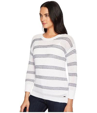 ハットレイ レディース ニット・セーター アウター Breton Sweater