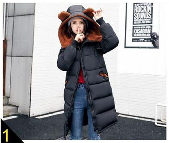 先行販売★ レディース ダウンコート ダウンジャケット ゆったり 韓国ファッション 中綿 コート 大きいサイズ 超保温 柔らかい 韓国ファッション 秋冬 1ロングコート 超ロング おしゃれ 防寒