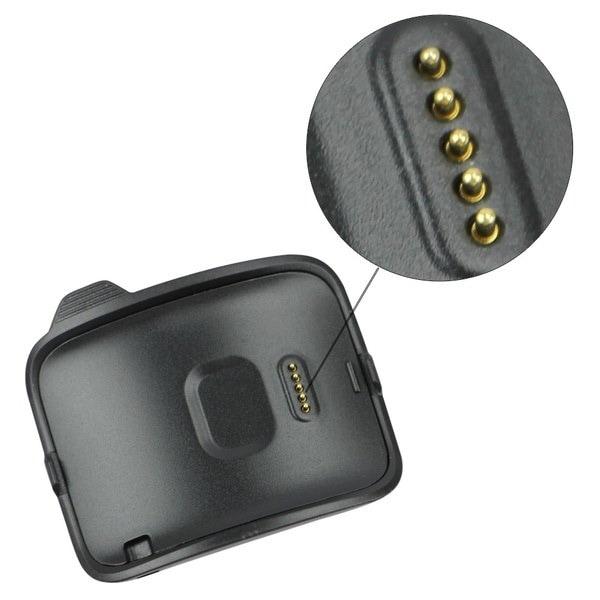 NEWブラック充電クレードルスマートウォッチ充電器ドック