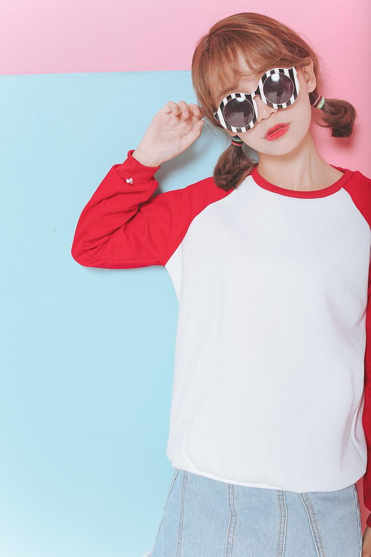 激安♥均一価格 全品1099円♥韓国ファション 裏起毛トレーナー Tシャツ パーカー カジュアル t shirts 長袖暖かいトップス ふわふわ レディーススウェット 運動パーカ オーバー  可愛い