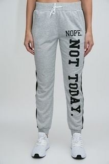 RAGレディースとレディースプラスサイズの服アクティブウェアワークアウト服ジョガーパンツ -  Nope、Not Today