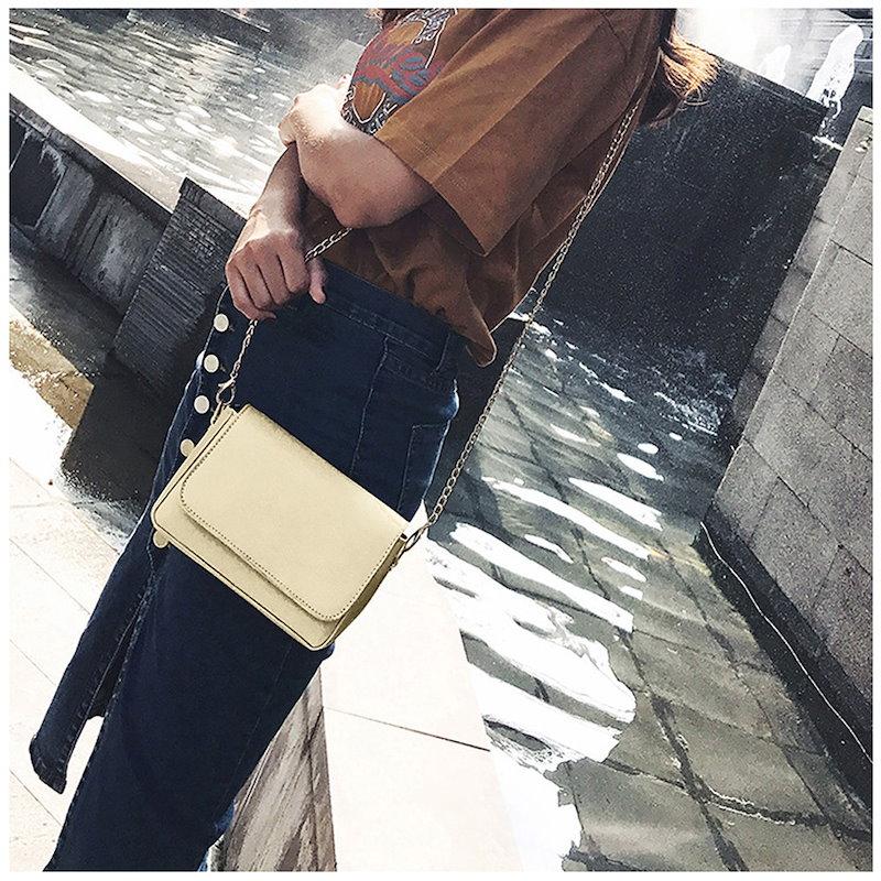 【送料無料/国内即納】バッグ ショルダー レディース ミニバッグ チェーン 斜めがけバッグ 小さい カバン