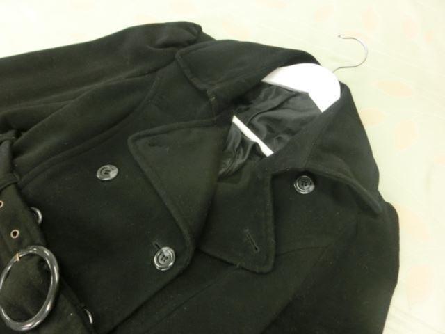 URBAN NOW/アーバン ナウ 長袖 コート M ブラック【中古】