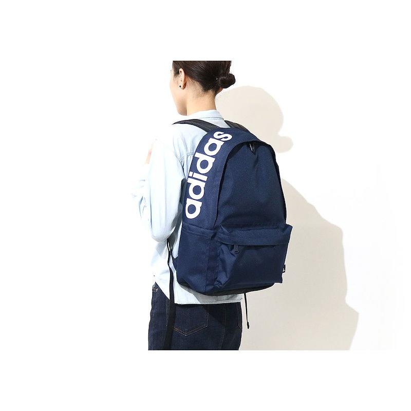 【セール】アディダス リュックサック adidas スクールバッグ ロキ リュック デイパック 通学 バッグ スクール スポーツ 18L レディース メンズ 中学生 高校生 59401