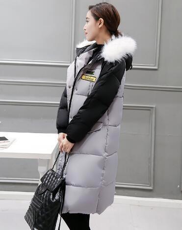 [55555SHOP]ダウンコート コート アウター ダウンコート 防寒 流行のデザインに仕立てた ダウンジャケット ロングタイプ 軽量 アウター ロング 長め しっかり暖か 新作