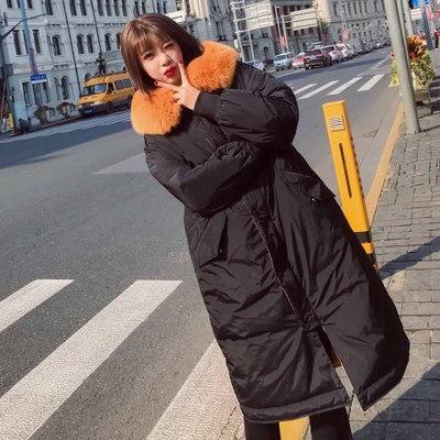 ダウンジャケット 両面着る ファー付き    あったか 大きいサイズ   冬 防寒 雪 ジャケットアウター  上品  レディース  アウター  おしゃれなコート 韓国ファッション