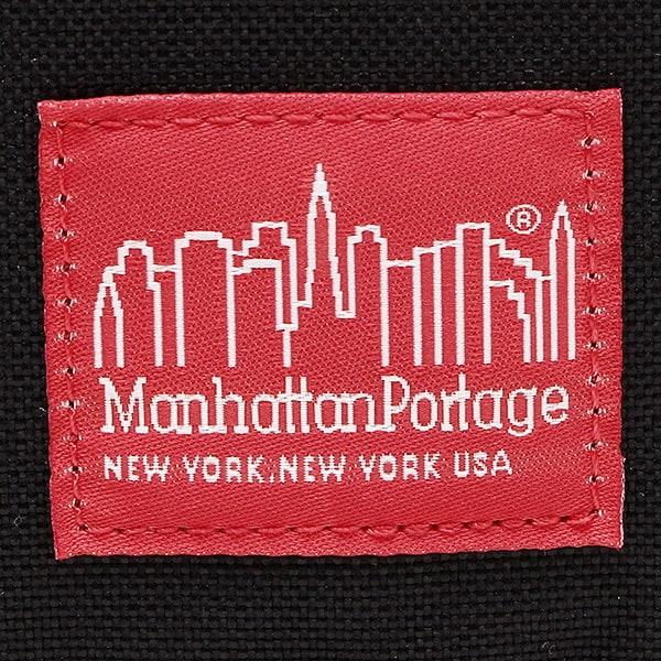 マンハッタンポーテージ バッグ MANHATTAN PORTAGE 1218 GRAMERCY BACKPACK L メンズ リュック・バックパック BLACK