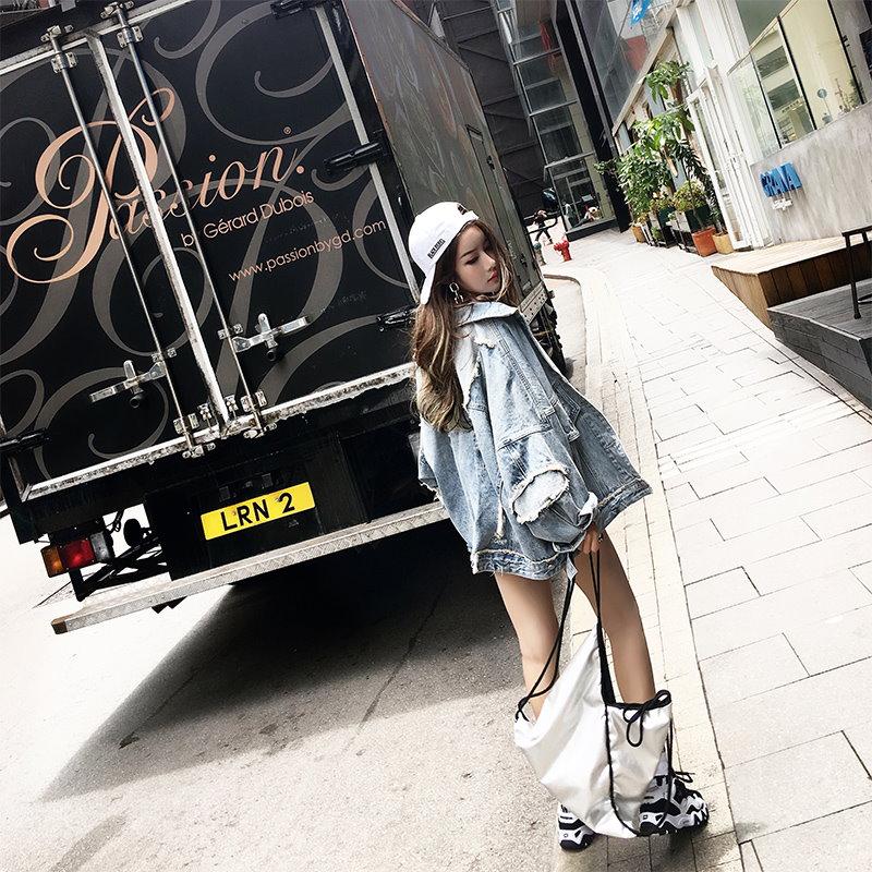 韓国ファッション ジャージ ジャケット アウター コート デニム レディースジャケットデイズニーコート ショートジャケット レディースコート デニムジャケッ/メンズ レディース ジャージ ルームウェア