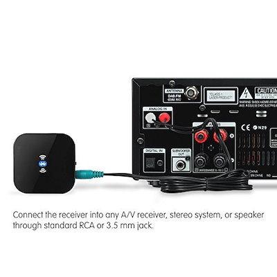 HomeSpotマルチリンクマルチポイントHD Bluetoothオーディオレシーバードングルホームオーディオシステム、パーティーモードC