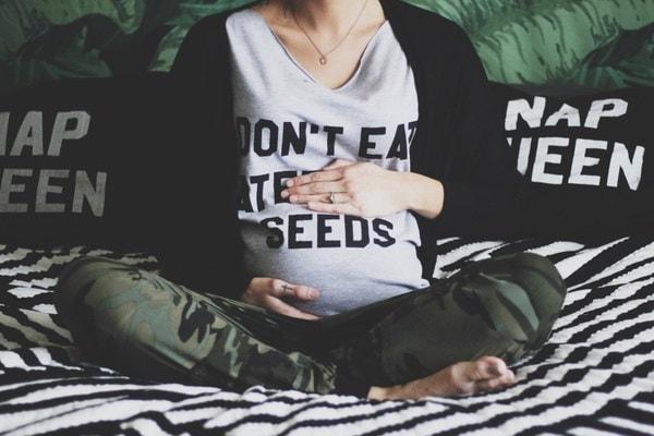女性のハンディーサマープラスサイズ妊娠中の服Tシャツマタニティウェアトップス
