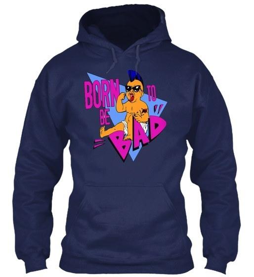 Born To Be Bad T , Danny Devito Tee Gildan Hoodie Sweatshirt