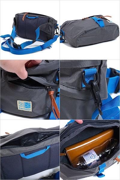 karrimor【日本正規品】Karrimor カリマー ヒップバッグ ウェストバッグ ボディバッグ VT hip bag CL メンズ レディース