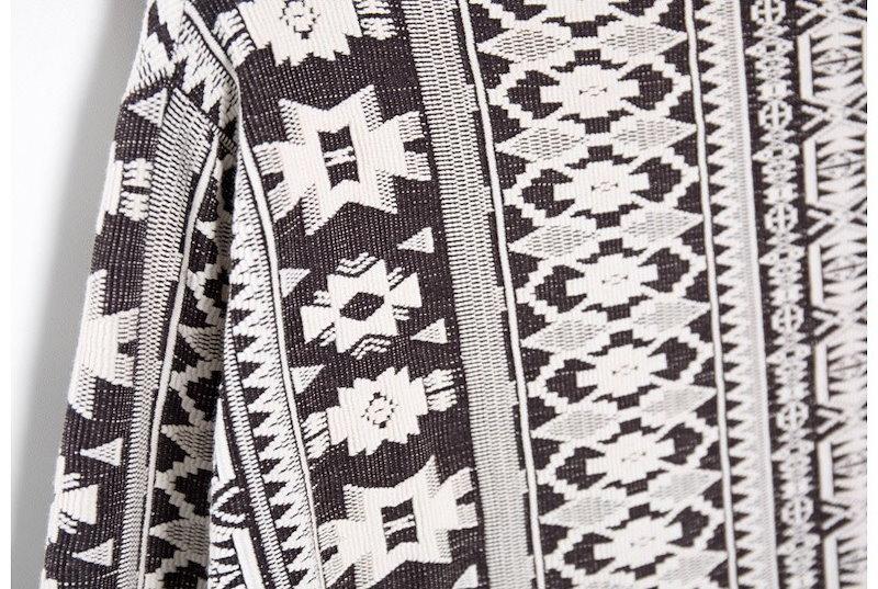 『韓国製』 Geometric ワンピース「大きいサイズ 大人・結婚式・ 黒 フレア・ママワンピ・黒Aライン、シャツ・コットン フォーマル