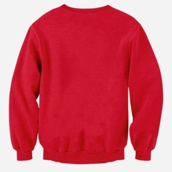 3D Graphic printed long sleeve Crewneck Sweatshirt Hoodies for Mens/women winter