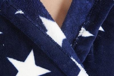 Pajama Sleepwear Kids Robe Bathrobe Nightwear Pijamas Homewear Loungewear 6-10Y SP57