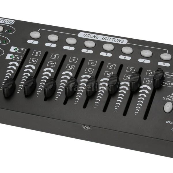 192チャンネルDMX512コントローラー・コンソールステージ・ライトパーティDJディスコオペレーター機器EU / US / UK / AU