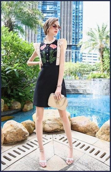 ワンピース ワンピース 韓国ファッション お呼ばれ 40代 結婚式 マタニティ お呼ばれ 30代 20代 オルチャンファッション ドレス オルチャン レディース ドレス ワンピース 激安